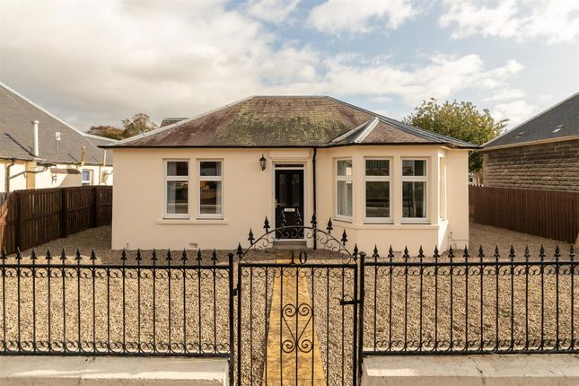 Thumbnail Detached bungalow for sale in Evelyn Terrace, Craigie, Perth