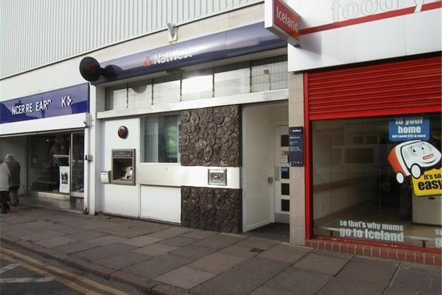 Thumbnail Retail premises to let in 8, Bell Street, Wigston, Leicestershire, UK