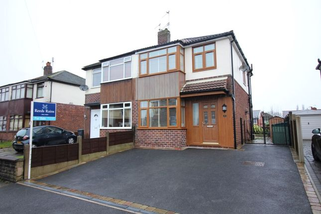 3 bed semi-detached house for sale in Saxon Close, Bury BL8