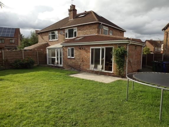 Thumbnail Semi-detached house for sale in Astor Road, Manchester, Greater Manchester