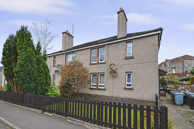 Exterior of Hillview Avenue, Kilsyth, Glasgow G65