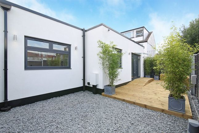 Thumbnail Detached bungalow for sale in Hassocks Road, London