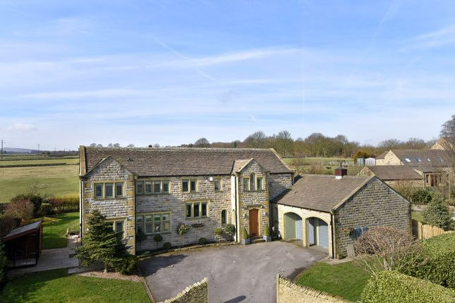 Thumbnail Detached house for sale in Sheardale, Honley, Holmfirth