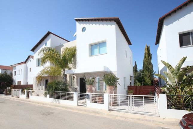 Thumbnail Semi-detached house for sale in 163 Asklipiou Street, Ikaros Villas, House No.2, Paralimni 5291, Cyprus