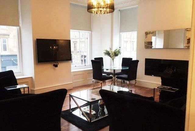 Thumbnail Flat to rent in Regent Park Square, Glasgow