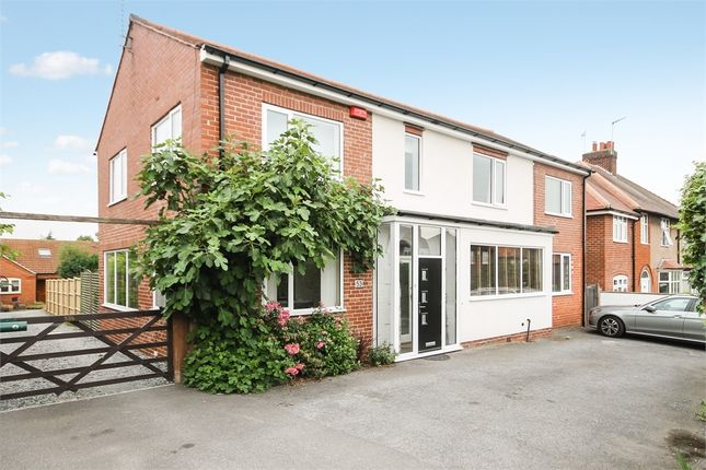 Thumbnail Detached house for sale in The Ropewalk, Southwell, Nottinghamshire.
