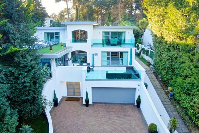 Thumbnail Detached house for sale in Western Road, Branksome Park, Poole