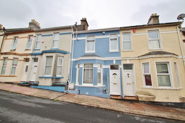 Thumbnail Terraced house to rent in Maristow Avenue, Keyham, Plymouth