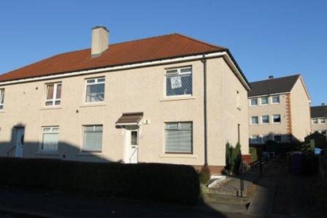 Thumbnail Flat to rent in Girthon Street, Glasgow