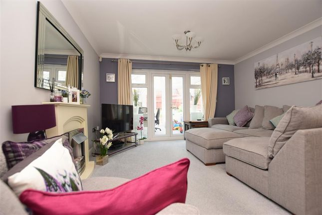 Thumbnail End terrace house for sale in Montgomery Way, Kenley, Surrey