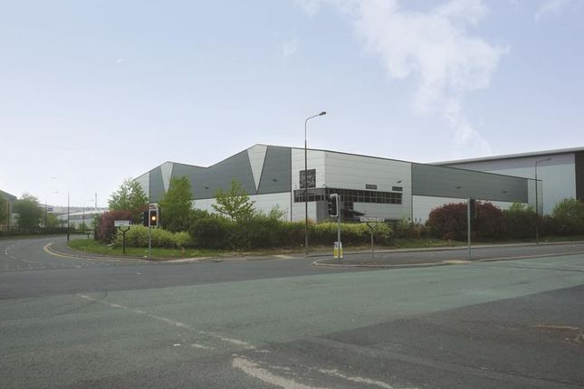 Thumbnail Light industrial to let in Unit 1, Kiwi Park, Commerce Way, Trafford Park, Manchester