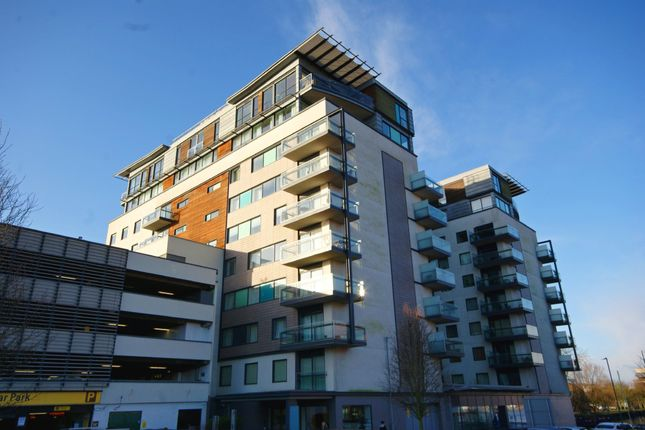Thumbnail Flat for sale in Witham Wharf, Brayford Street, Lincoln