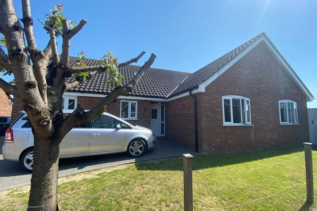 Detached bungalow for sale in Grove Road, Martham, Great Yarmouth