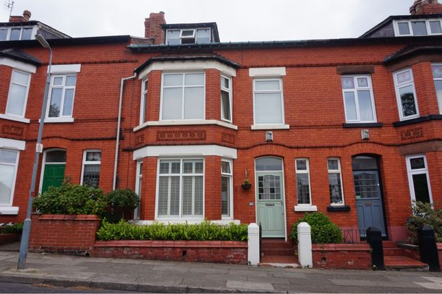 Thumbnail Terraced house for sale in Woodlands Road, Liverpool