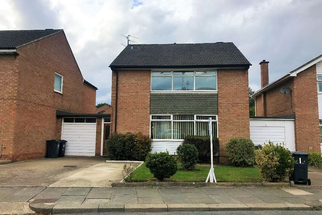 Thumbnail Detached house to rent in Hummersknott Avenue, Darlington