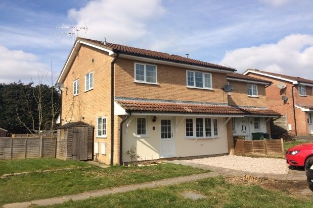 Thumbnail End terrace house to rent in James Close, Pewsham, Chippenham