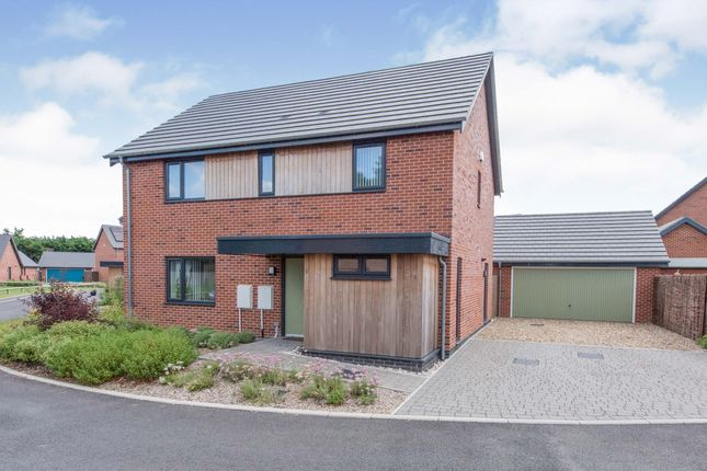 4 bed detached house for sale in Watton, Thetford, Norfolk IP25
