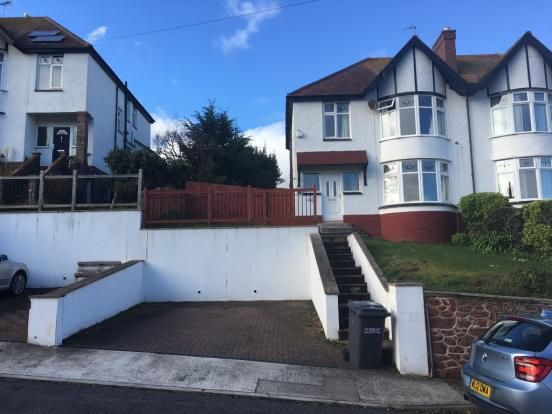 Thumbnail Semi-detached house to rent in Laura Grove, Paignton