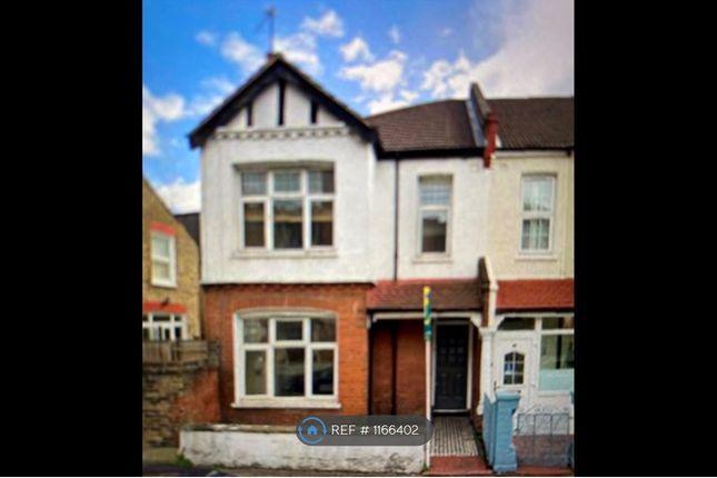4 bed semi-detached house to rent in Longmead Road, London SW17
