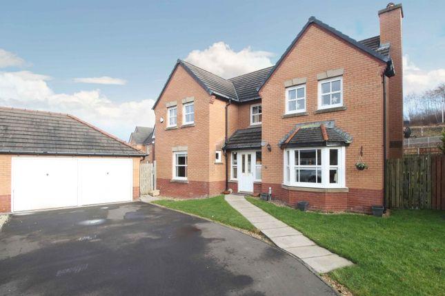 Thumbnail Detached house for sale in Newtongrange Place, Newtongrange, Midlothian
