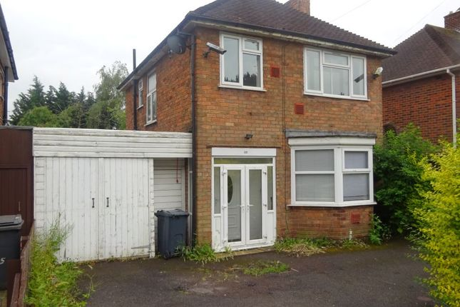 Thumbnail Detached house for sale in 113 Scraptoft Lane, Leicester, Leicestershire