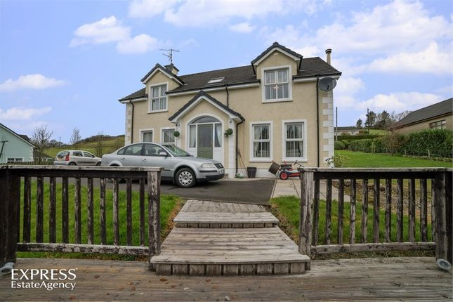 Thumbnail Detached house for sale in Skerry East Road, Newtown Crommelin, Ballymena, County Antrim