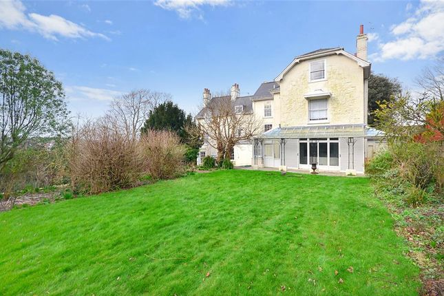 Thumbnail Detached house for sale in Burnt House Lane, Newport, Isle Of Wight