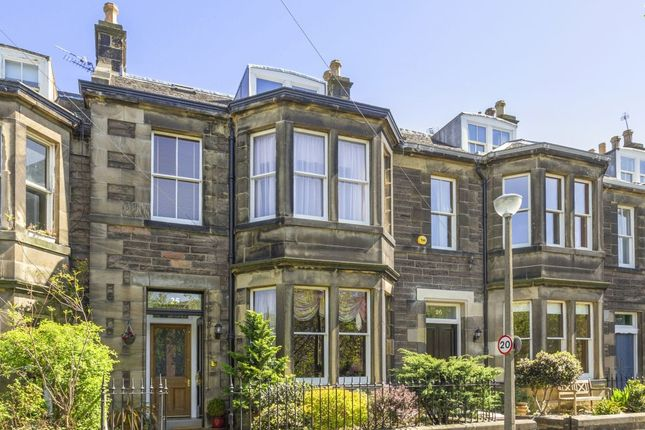 Thumbnail Terraced house for sale in 25 Shandon Crescent, Shandon, Edinburgh