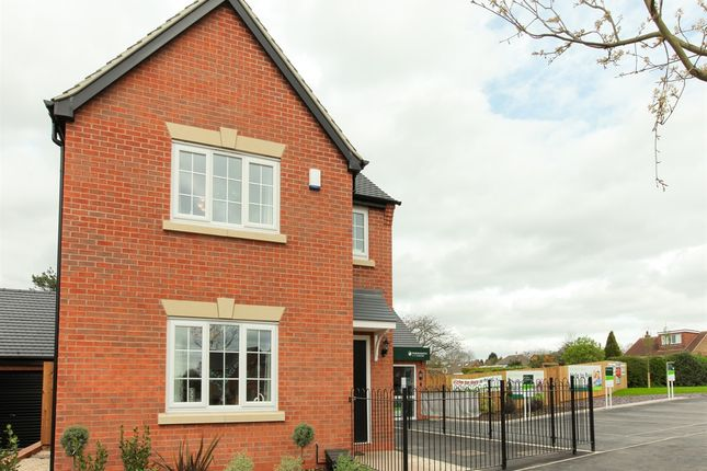 "Thumbnail Detached house for sale in ""The Hatfield"" at Valley Road, Overseal, Swadlincote"
