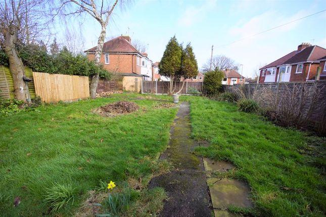 Garden of Brook Lane, Birmingham B13