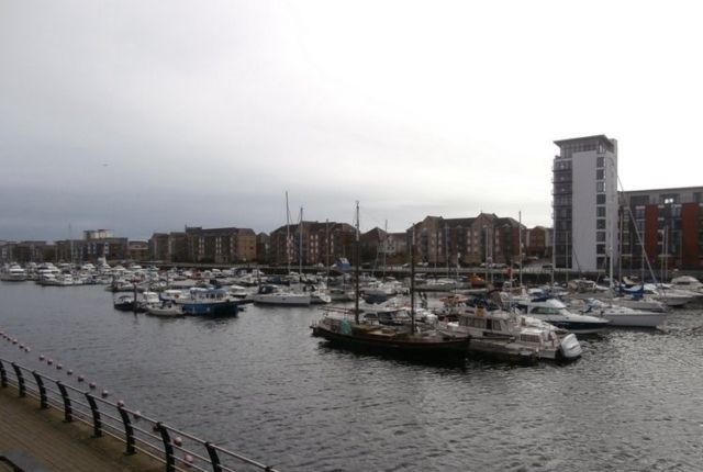 1 bed property to rent in Victoria Quay, Maritime Quarter, Swansea