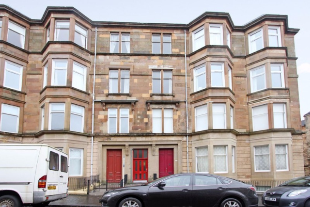 Thumbnail Flat to rent in Clouston Street, North Kelvinside, Glasgow, 8Qu