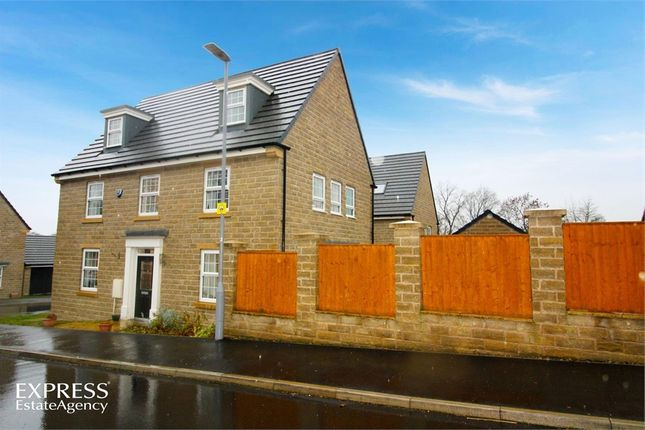 Thumbnail Detached house for sale in Bluebell Drive, Wyke, Bradford, West Yorkshire