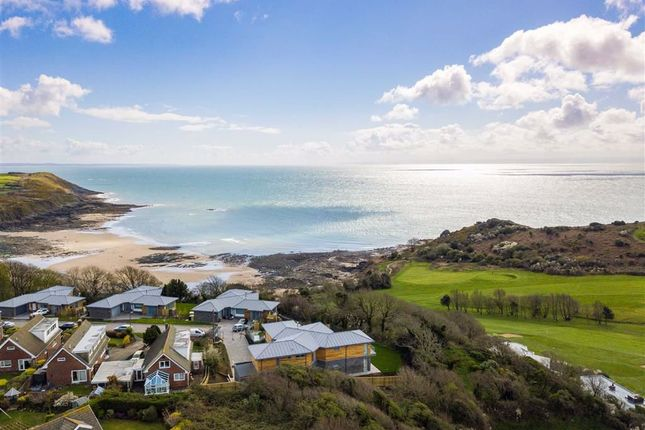 Thumbnail Detached house for sale in Westwinds, Langland, Swansea, Swansea