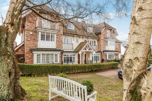 Thumbnail Town house for sale in Trinity Mews, Forest Road, Tunbridge Wells