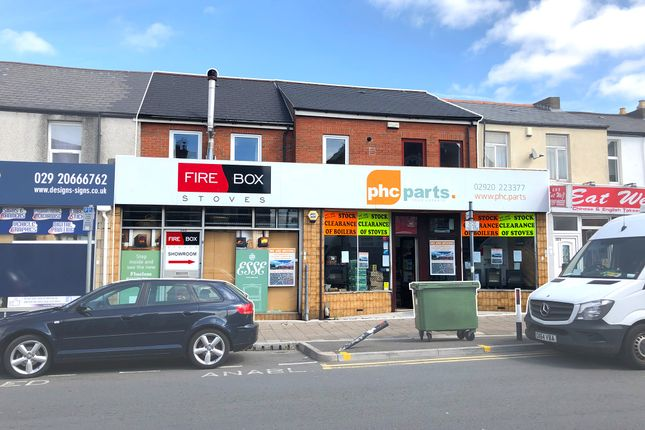 Retail premises for sale in Cowbridge Road East, Cardiff