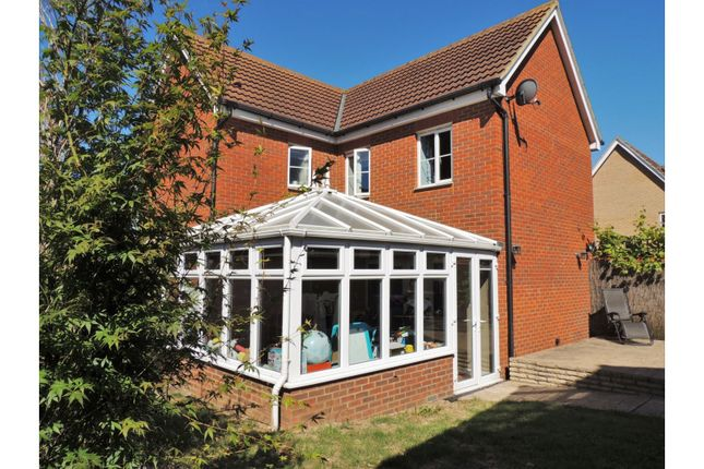 Thumbnail Detached house for sale in Belfry Drive, Rochester