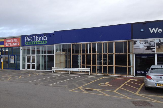Thumbnail Commercial property to let in Unit 3, Roadside Retail Park, Middlesbrough, North Yorkshire