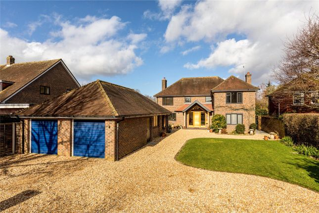 Thumbnail Detached house for sale in Hunters Way, Chichester, West Sussex