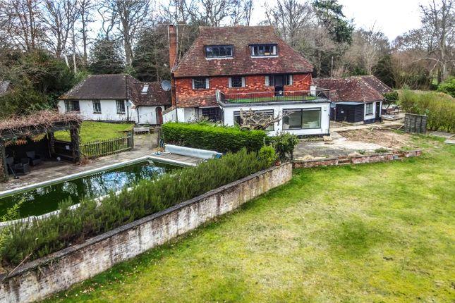 Thumbnail Detached house for sale in Fleet Hill, Finchampstead, Wokingham, Berkshire