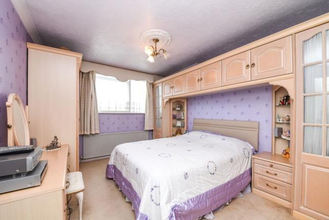 Bedroom 1 of Wickford, Essex, . SS12