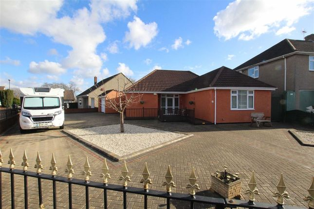 Thumbnail Bungalow for sale in Leap Valley Crescent, Downend, Bristol