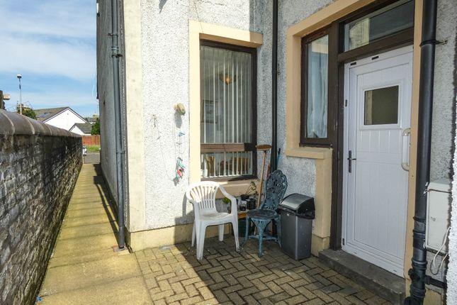 Side Door of Ardoch Crescent, Stevenston KA20
