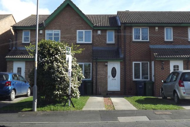Thumbnail Detached house to rent in Crossfield Park, Felling, Gateshead