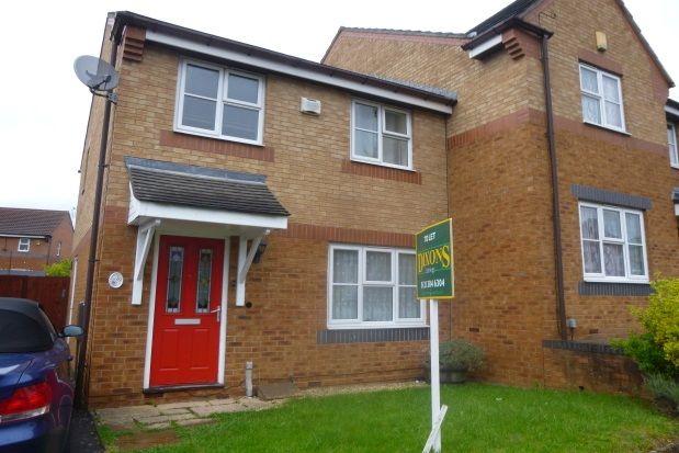 Thumbnail Property to rent in Eaton Wood, Erdington, Birmingham