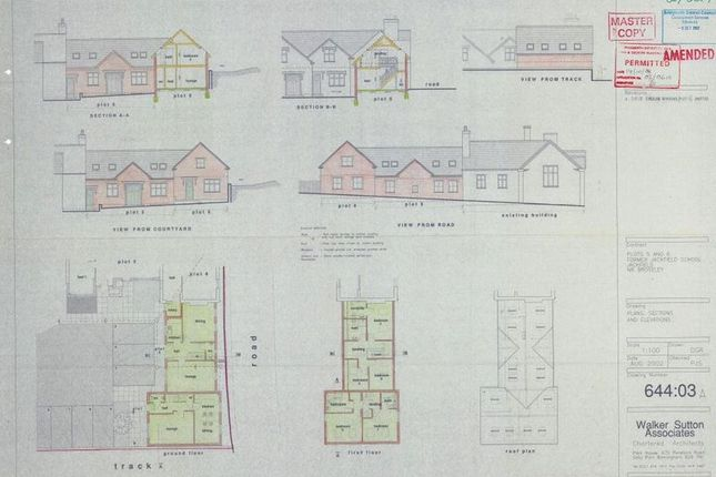 Thumbnail Land for sale in Church Road, Jackfield, Telford
