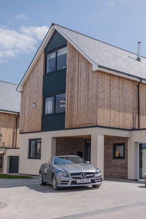 Thumbnail Detached house for sale in The Close, (Plot 3), Llangrove, Ross-On-Wye, Herefordshire