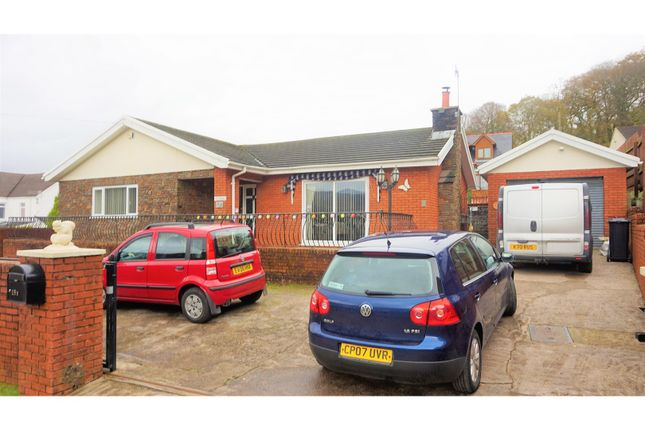 Thumbnail Detached bungalow for sale in Glan Gwrelych, Glynneath