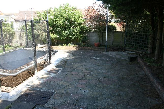 Rear Garden of Castleross Road, Pevensey Bay BN24