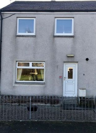 Thumbnail 2 bed terraced house to rent in Kindar Drive, Dumfries
